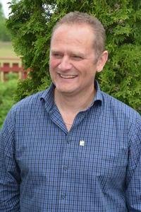 Kjell Erik Berntsen, styreleder i NSG